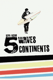5 Waves 5 Continents Poster Web