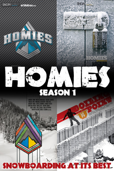 Homies-Season-1