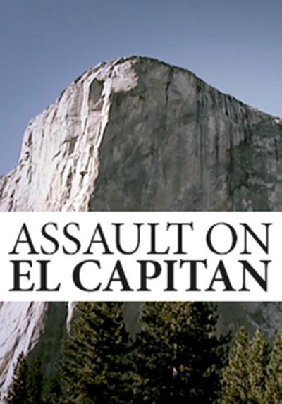 Assault on El Capitan Poster Web