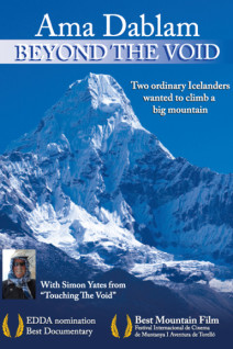 Ama Dablam Beyond The Void Poster Web