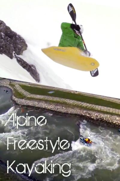 Alpine-FreeStyle-Kayking