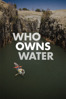 Who Owns Water Poster Web