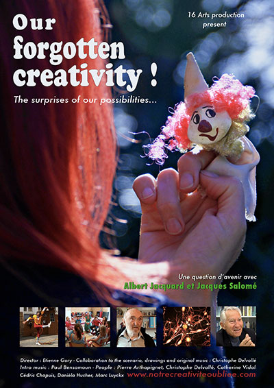Our-Forgotten-Creativity!-Poster-Web