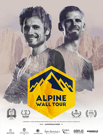 Alpine Wall Tour Poster Web