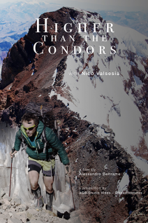 Higher than the Condors Poster Web