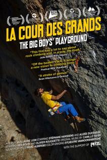 La Cour des Grands Poster Web