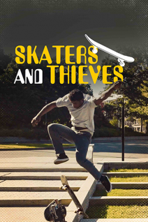 Skaters & Thieves Poster Web