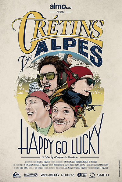 Happy Go Lucky Poster Web
