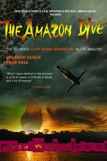 The Amazon Dive Poster Web