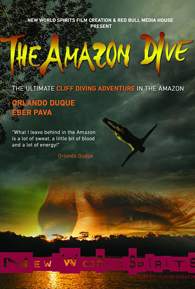 The Amazon Dive Poster Web