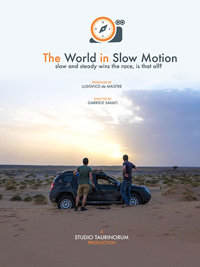 The World in Slow Motion Poster Web