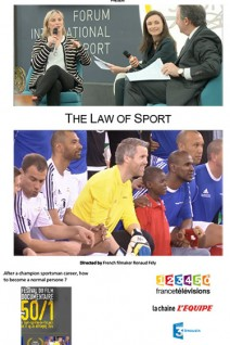 The law of Sport Poster Web