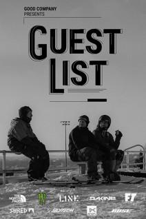 Guest List Poster Web