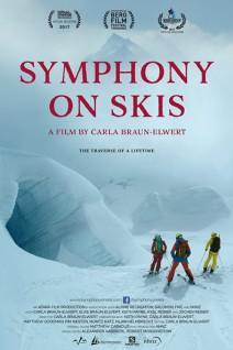 Symphony on Skis Poster Web