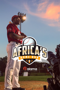 Africa's Home Run Poster Web