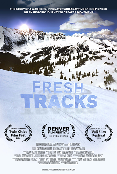 Fresh Tracks Poster Web