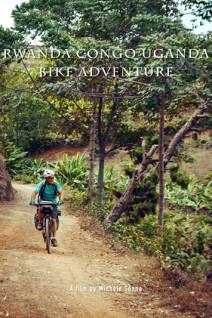 Rwanda Congo Uganda Bike Adventure Poster Web
