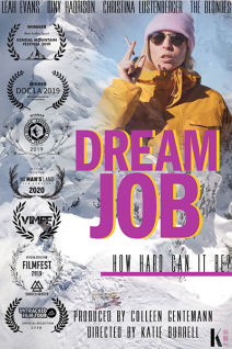 Dream Job Poster Web