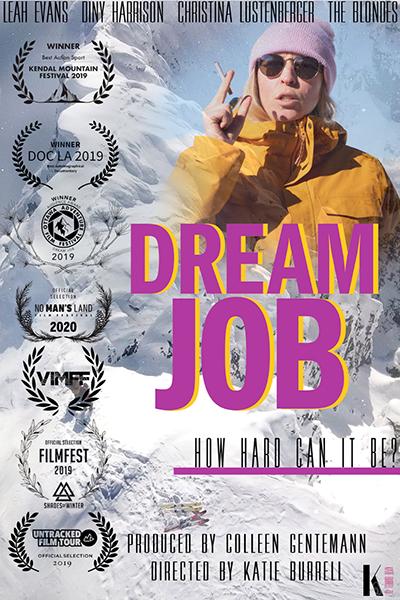 Dream Job Poster Web
