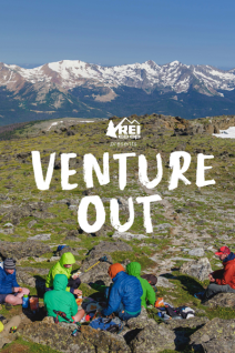 Venture Out Poster Web