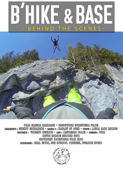B'hike n BASE Making Of Poster web