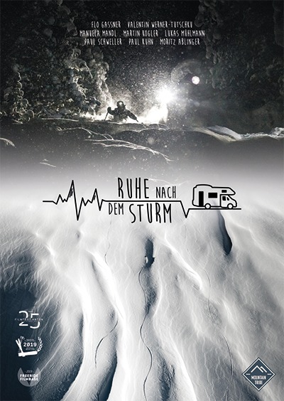 Calm After the Storm Poster Web