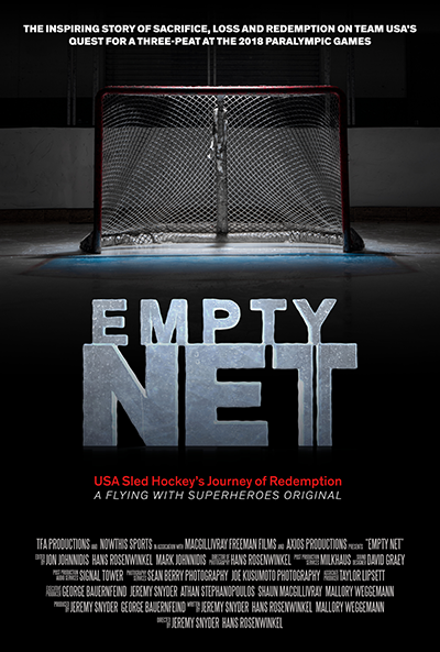 Empty Net Movie Poster Web
