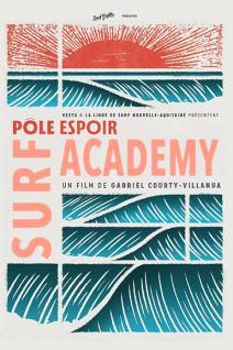 Pole Espoir Surf Academy Poster Web