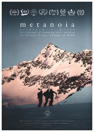 metanoia Poster Web