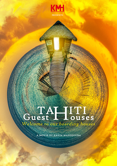 Tahiti Guest Houses Poster Web