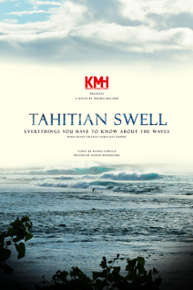Tahitian Swell Poster Web