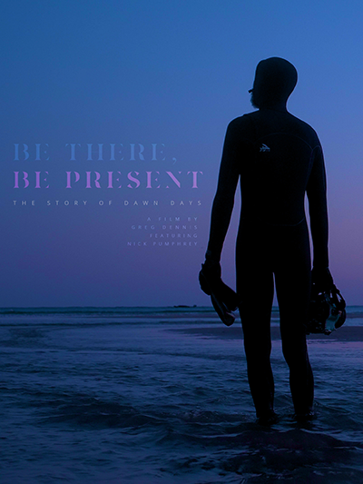 Be There, Be Present Poster Web