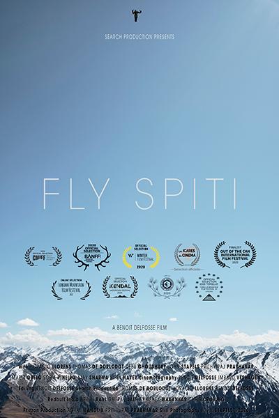 Fly Spiti Poster Web