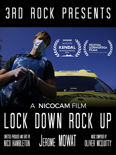 Lock Down Rock Up Poster Web