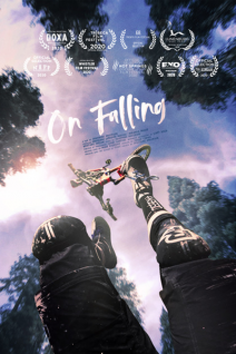 On Falling Poster Web