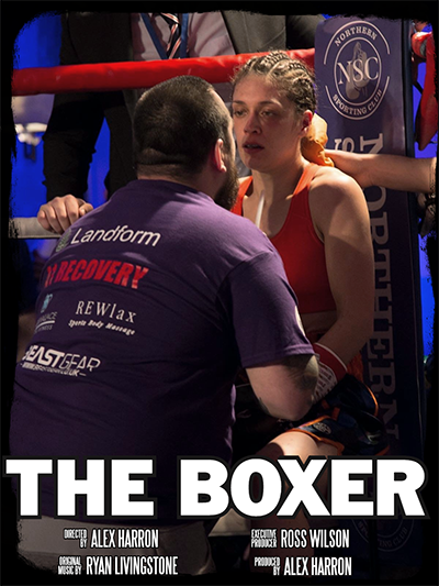 The Boxer Poster Web