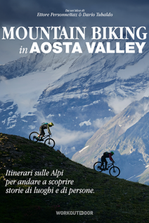 MTB in Aosta Valley Poster Web