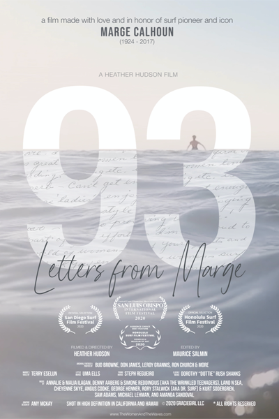 93 - Letters from Marge Poster Web