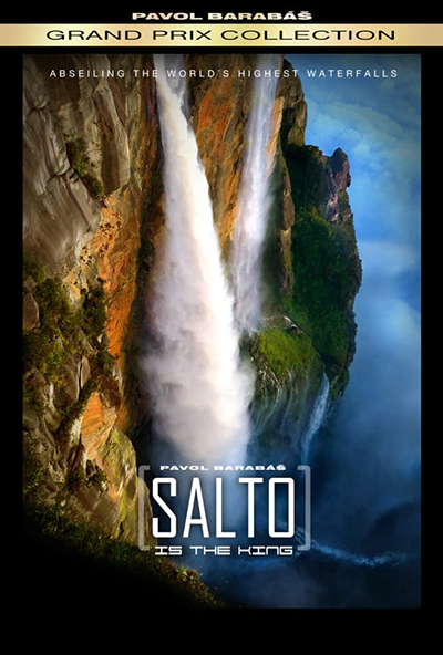 Salto is the King Poster Web