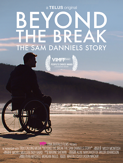 Beyond the Break Poster Web