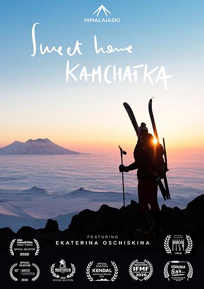 Sweet Home Kamchatka Poster Web