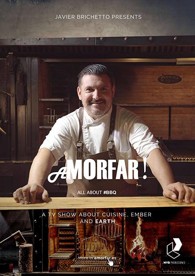 A Morfar! Poster Web