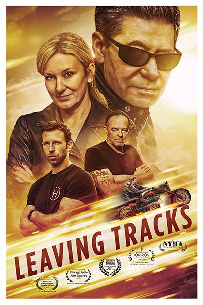 Leaving Tracks Poster Web