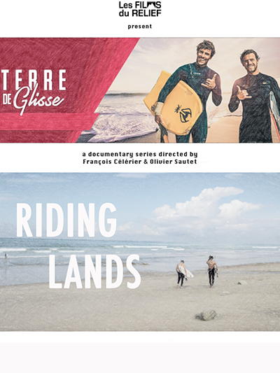 Riding Lands Poster Web