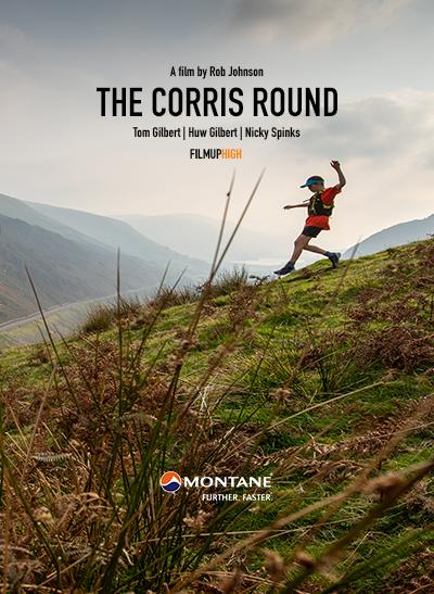 The Corris Round Poster Web