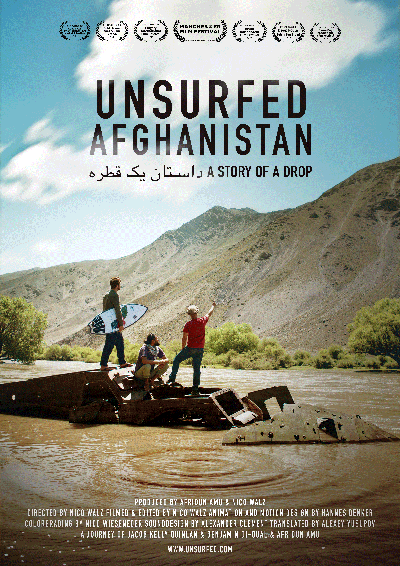 Unsurfed Afghanistan Poster Web