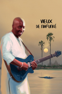 Vieux de Niafunké Poster Web