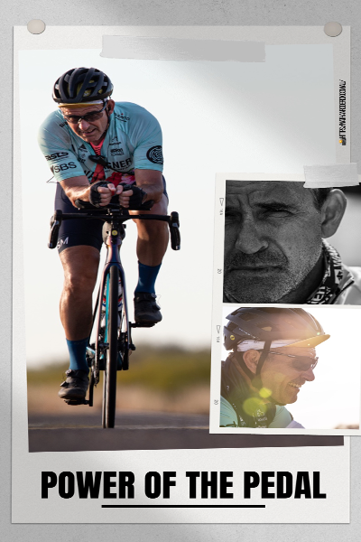 Power of the Pedal Poster Web