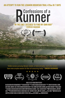 Confessions of a Runner Poster Web