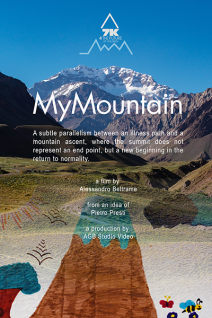 My Mountain Poster Web